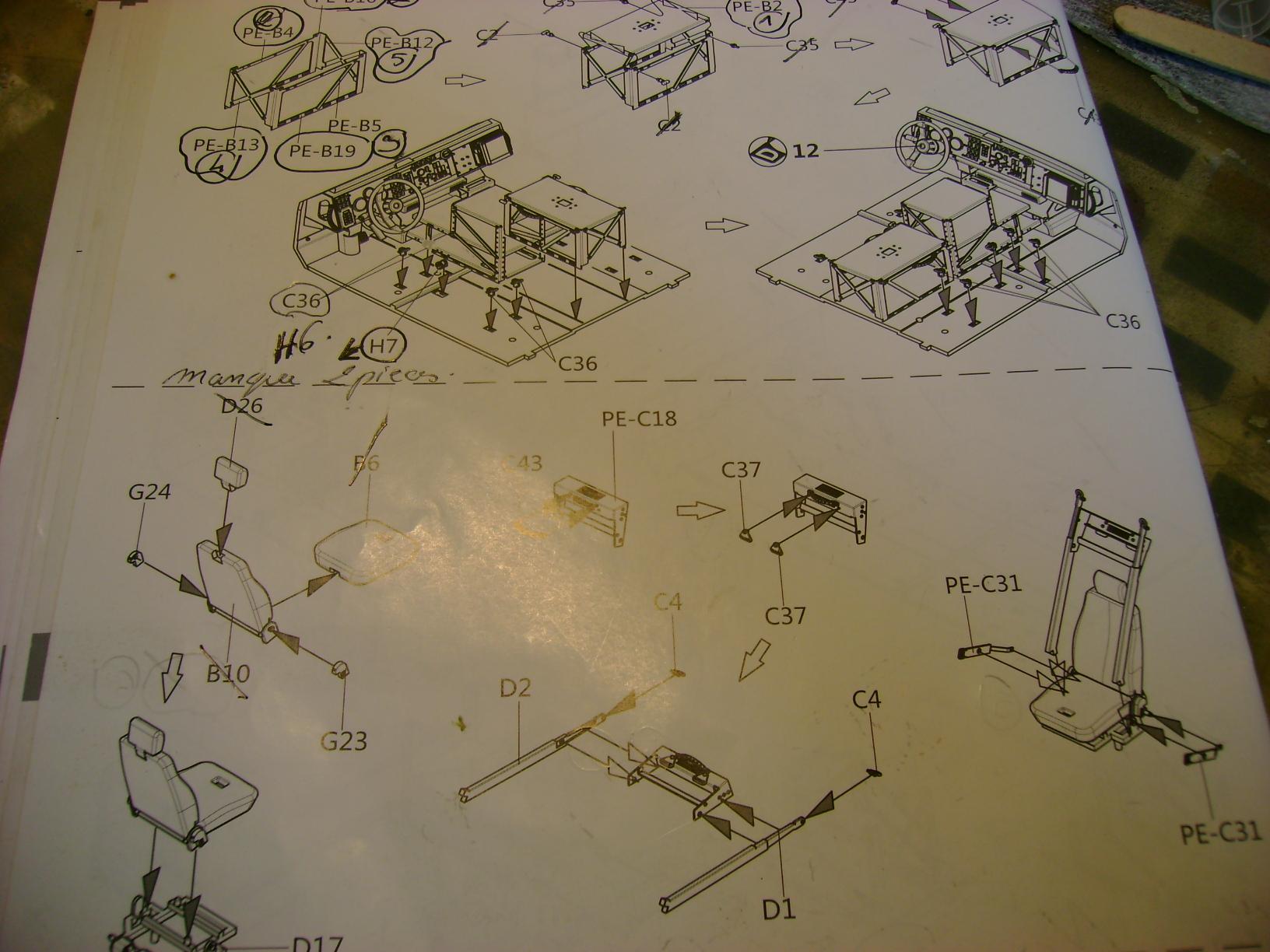 M-ATV Oshkosh....Kit Panda 1/35...Projet terminer !!!!!!!!!! ENFIN !!!!!!!!! - Page 2 83232594