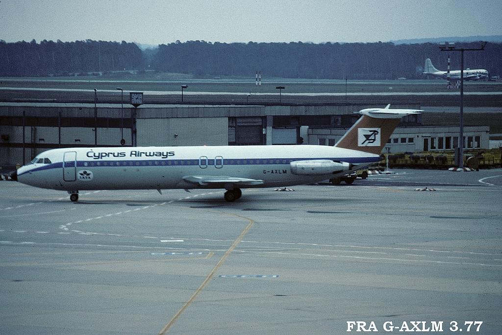 BAC1-11 in FRA 12fragaxlma