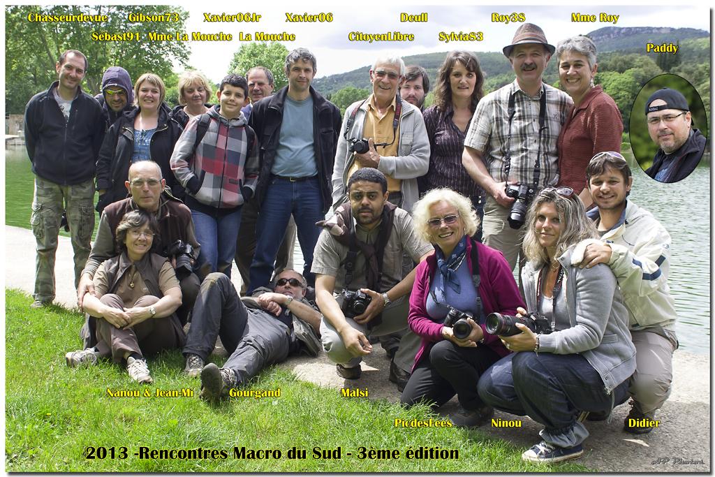 Sortie Anniversaire Macro Sud 2013 - Page 4 Groupebisap16891