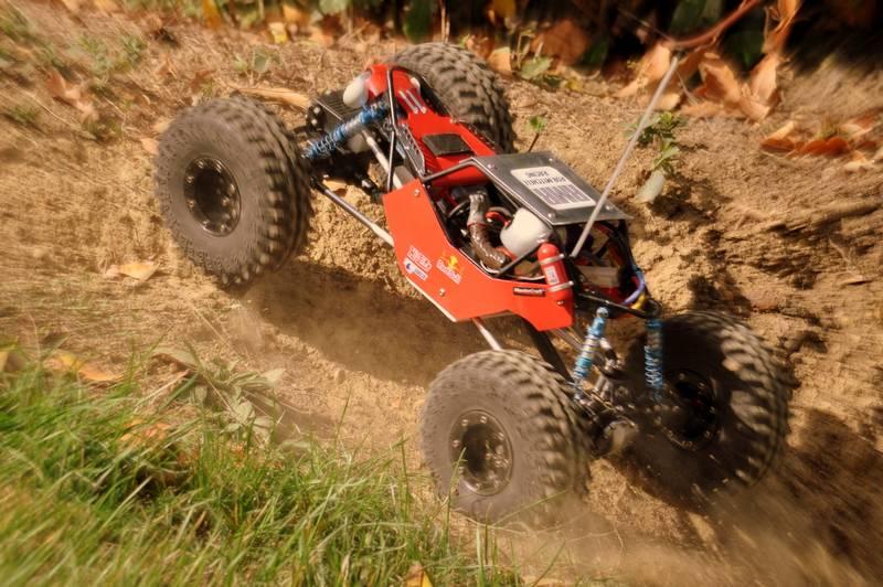 Un rock Rider pour PATROL09500 8yns