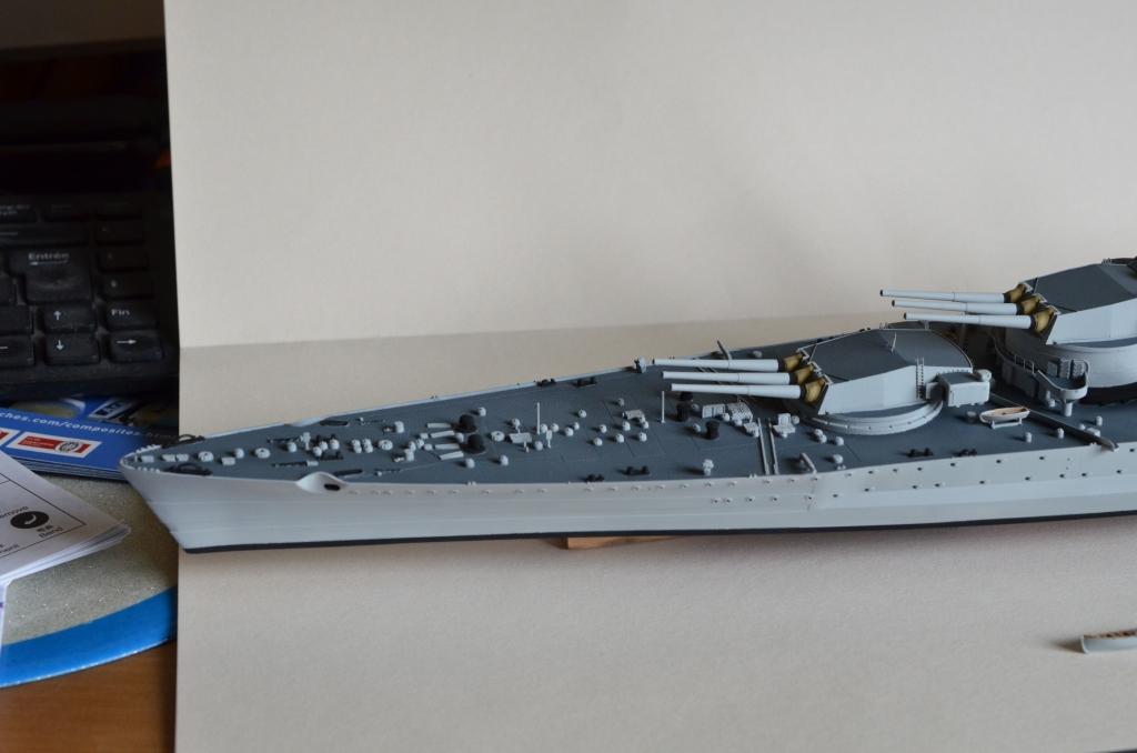 RN ROMA au 1/350 avec Kit Flyhawk. - Page 2 Ymfq
