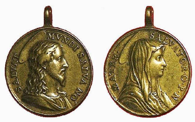 Recopilación medallas con el Rostro de Cristo ( Salvator Mvndi II) Ftuk