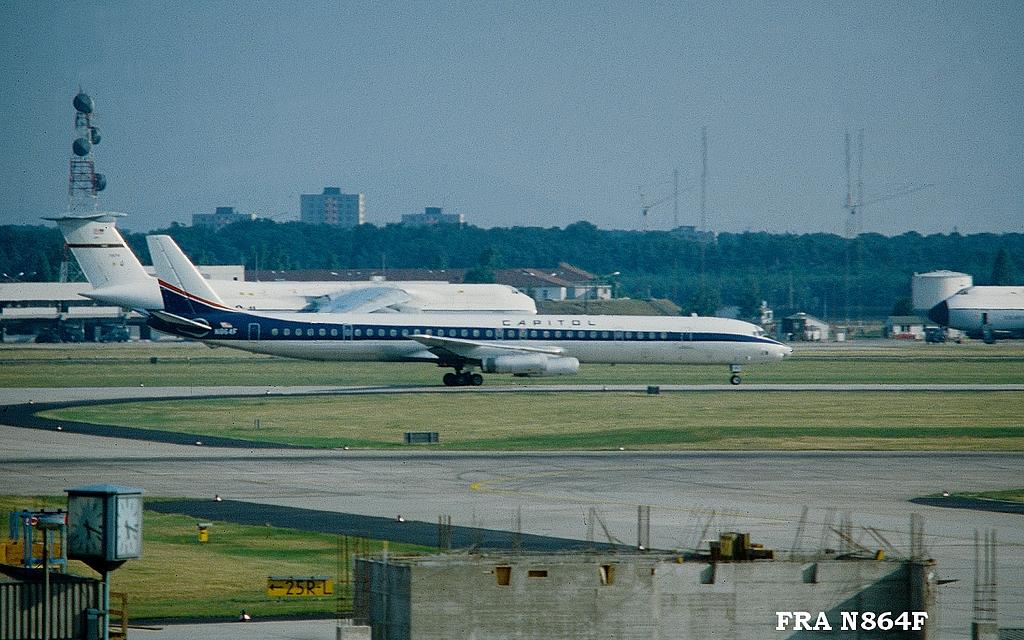DC-8 in FRA - Page 4 Fran864f