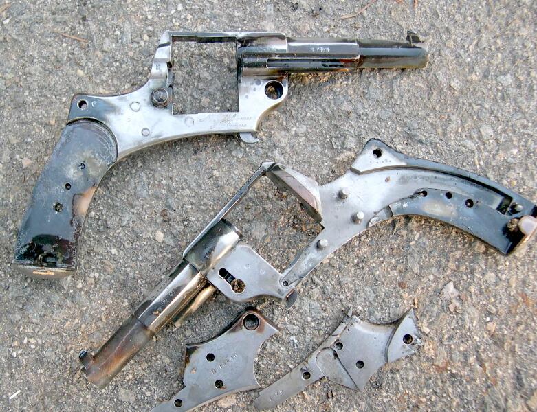 Restauration de revolvers 73 Res10