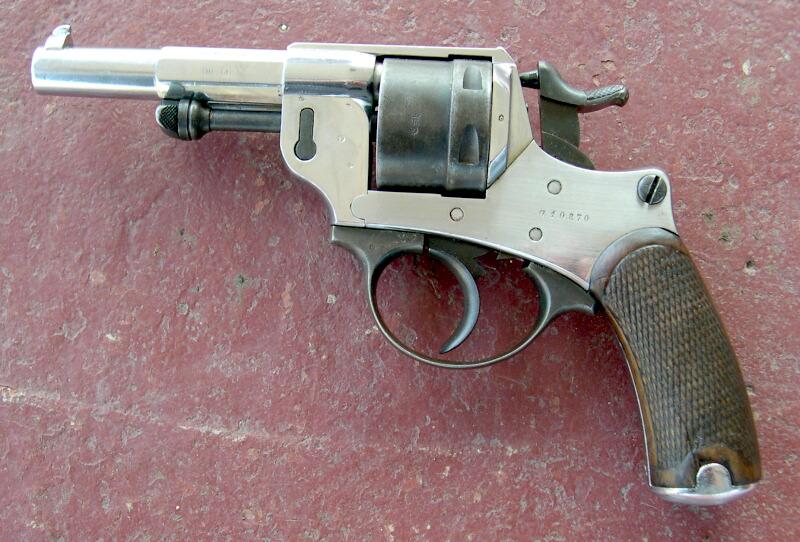 Restauration de revolvers 73 Res1n