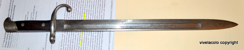 ROLLING BLOCK 1901/14 Cal 8mm LEBEL - Page 2 Dsc0284av