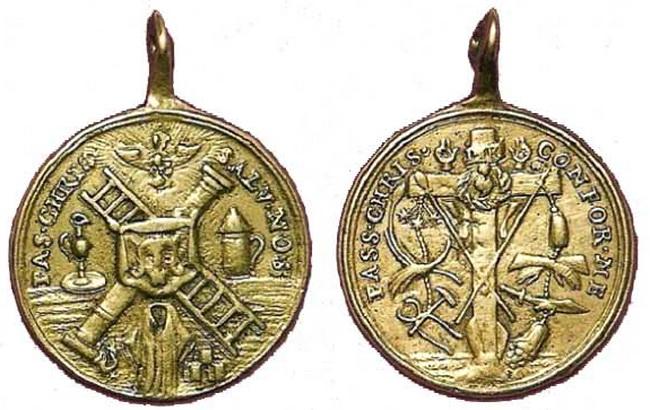 Recopilación medallas con el Rostro de Cristo ( Salvator Mvndi II) Jlpr