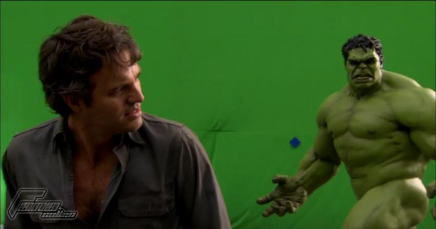 [Sideshow] Hulk Avengers Maquette Hulk9