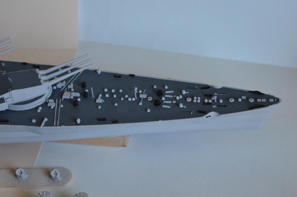 RN ROMA au 1/350 avec Kit Flyhawk. - Page 2 Hjuj