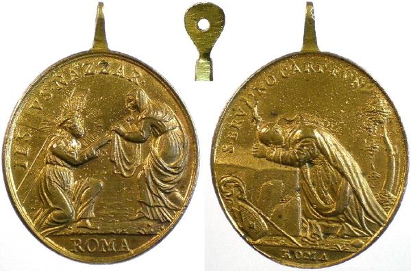 Recopilación medallas con el Rostro de Cristo ( Salvator Mvndi II) Lrml