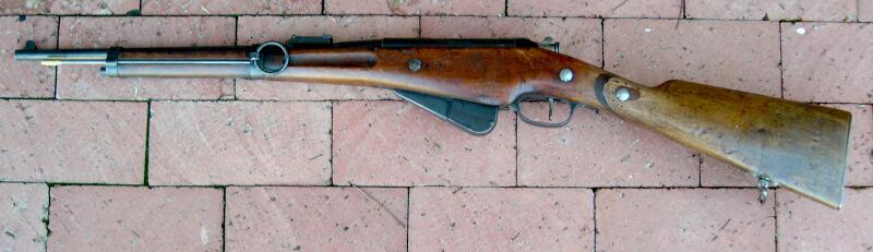 Nombre de mousquetons 1892 M16 produits Contin16g