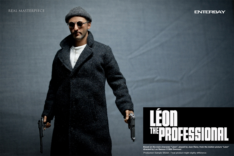 [ENTERBAY]   Leon: The Professional - 1/6 REAL MASTERPIECE - Página 2 2309202