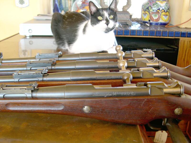 Nombre de fusils 1907-15 et M16 produits Remb1