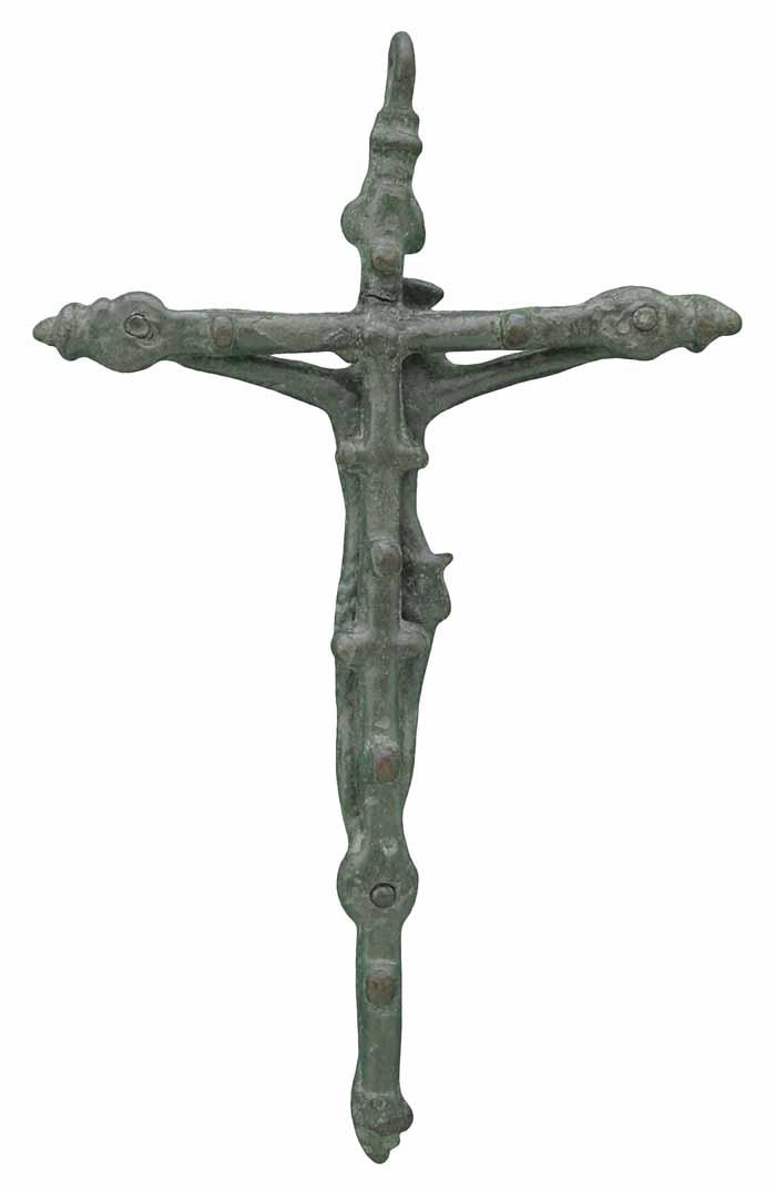 crucifijo barroco - Crucifijo barroco ff S-XVI - pp S-XVII - CC-032 -[Pec 002/S-XVI]* Cc032c
