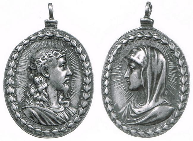 Recopilación medallas con el Rostro de Cristo ( Salvator Mvndi II) Xeap