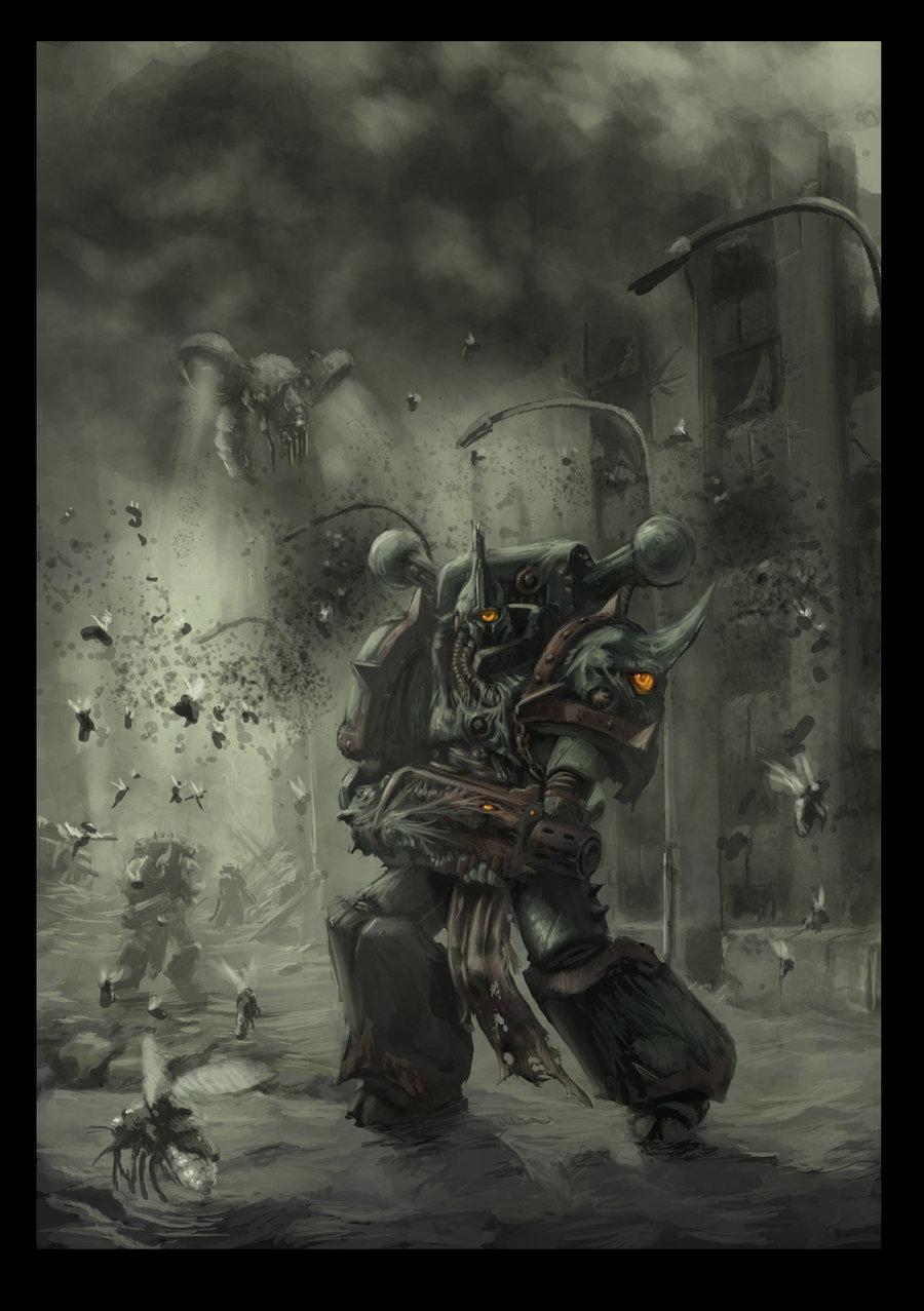 [ CDA - Kalidus ] Black légion - Page 3 Chaosspacemarineplaguem