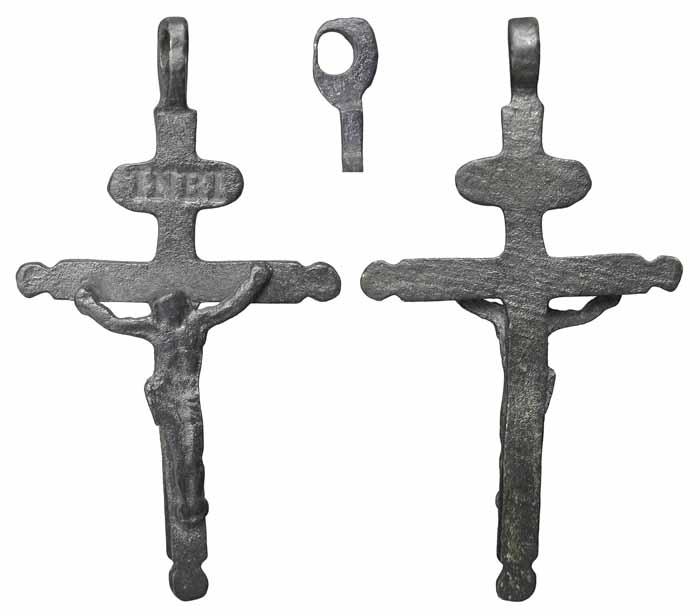 Crucifijo francés X09a
