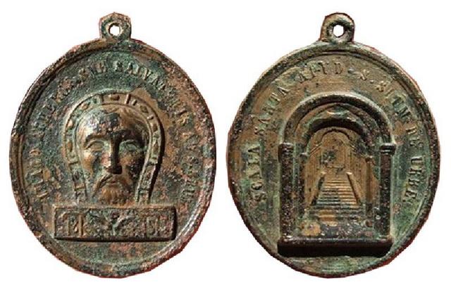 Recopilación medallas con el Rostro de Cristo ( Salvator Mvndi II) S5iz