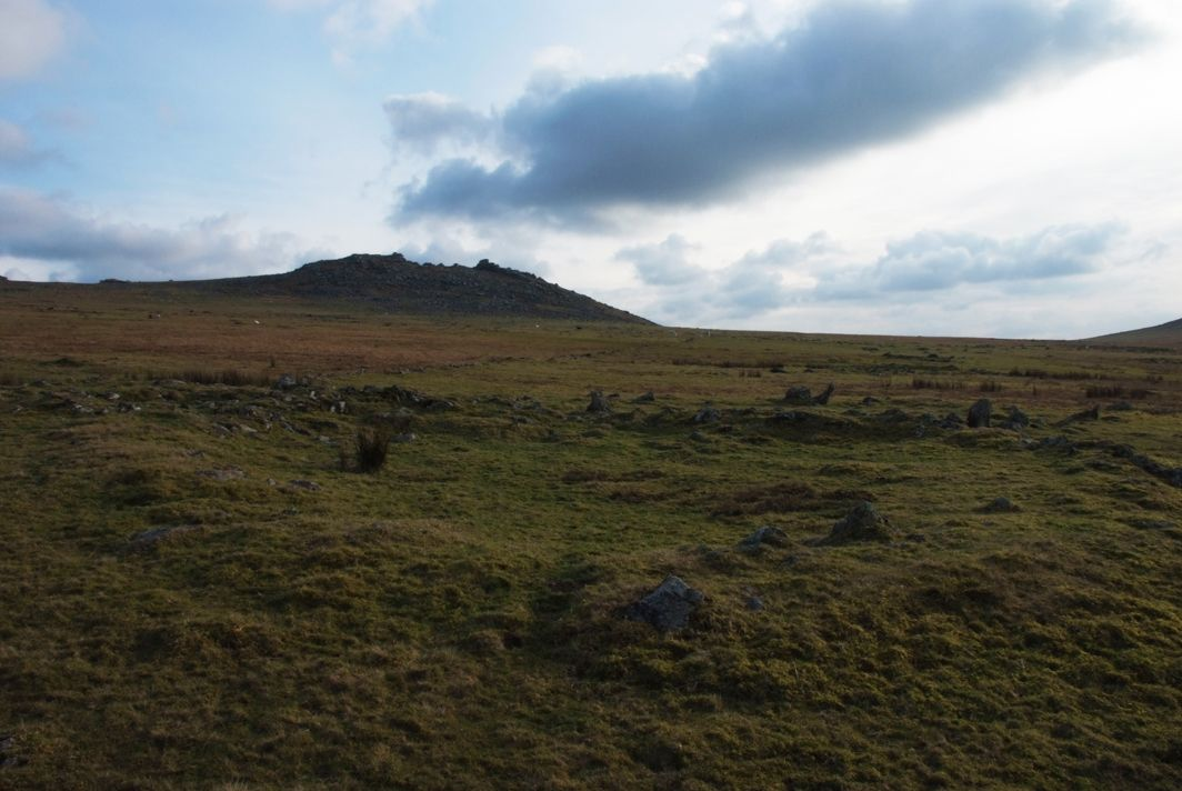 Climbing Roughtor, a Bronze Age site 13986343