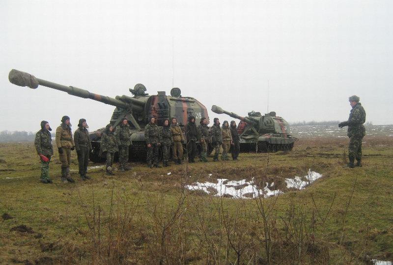 Ukrainian Armed Forces / Zbroyni Syly Ukrayiny 20110114475621509036966
