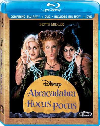 Hocus Pocus : Les Trois Sorcières [Disney - 1993] - Page 3 Abrac