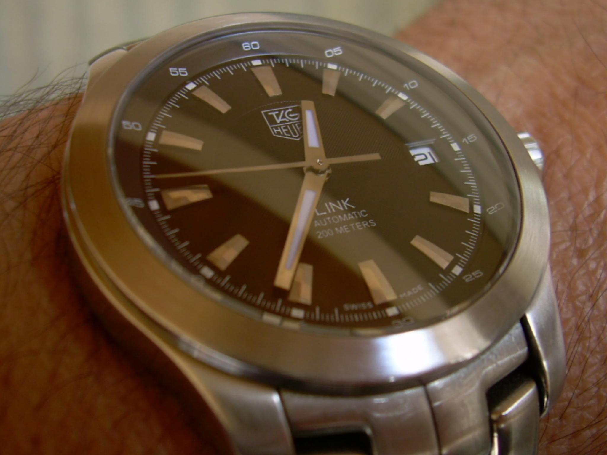 ¿Que reloj llevamos hoy? Q99r