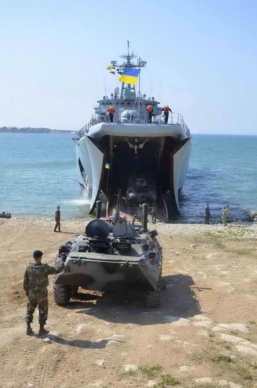 Ukrainian Armed Forces / Zbroyni Syly Ukrayiny - Page 2 20110526574525315162169
