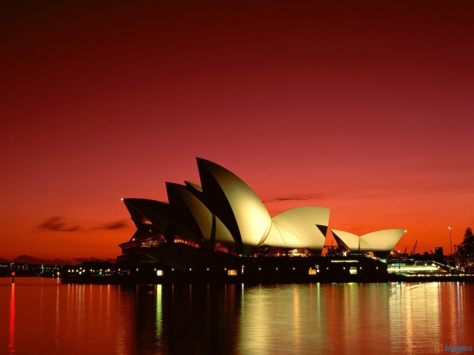 Australia HD Wallpapers Sydneyoperahouse1600x12