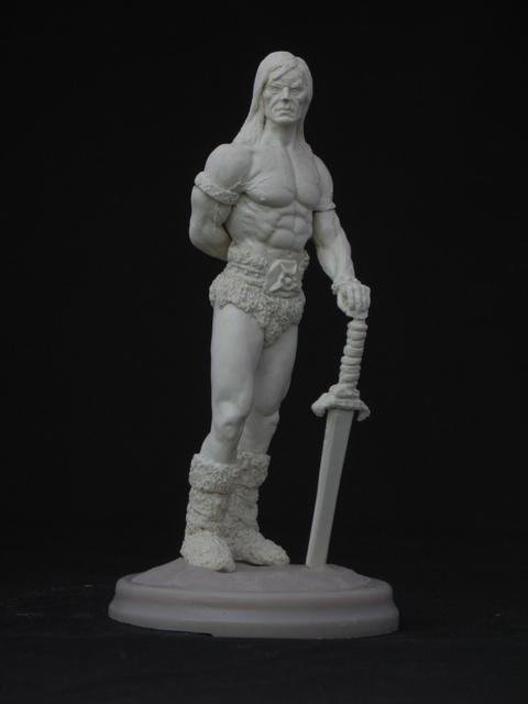 Barbarian Fan Collection Heroic-Fantasy (MAJ 01/01/13) 20090306statuecollectio