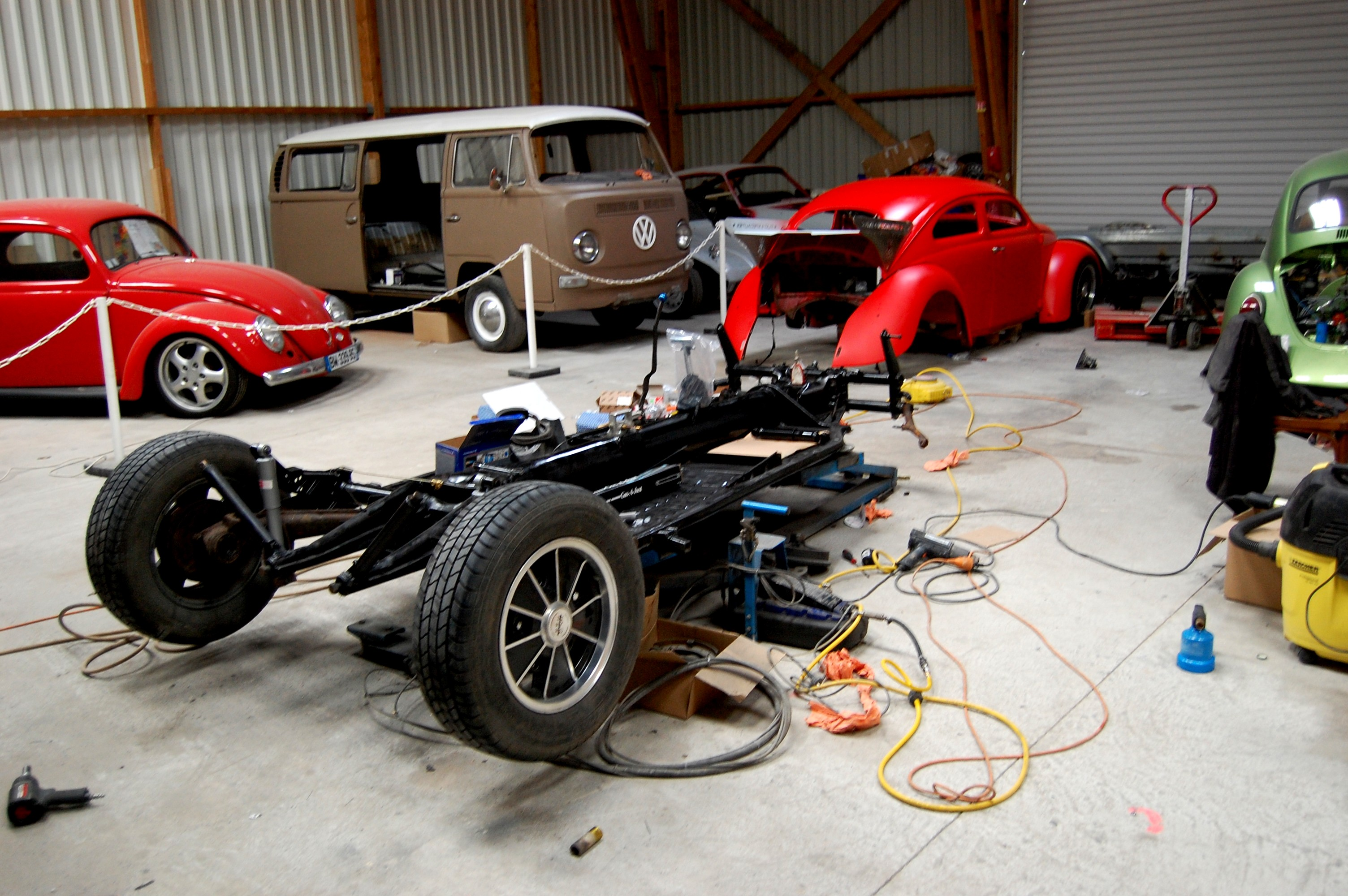 Projet Drag Chassi