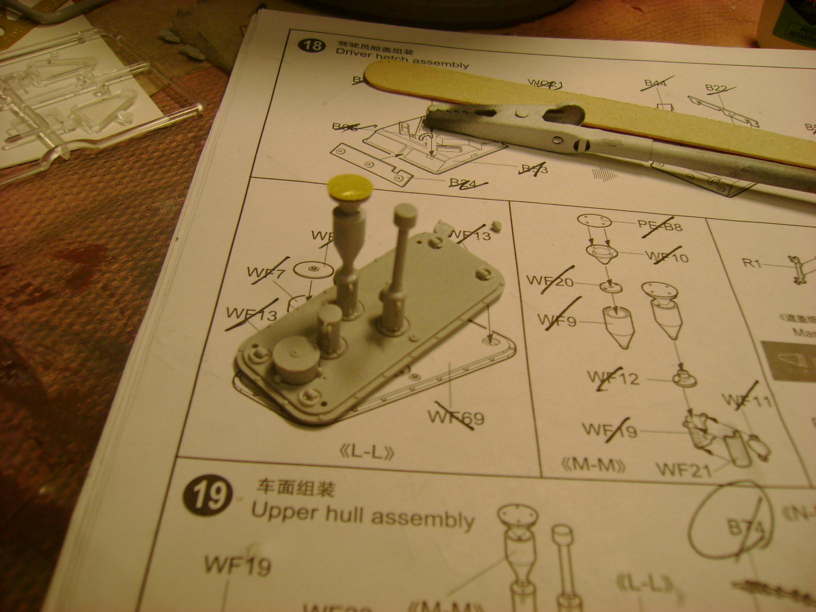 M1135 Stryker NBC RV 1/35 Trumpeter.... Terminé.... 75604214