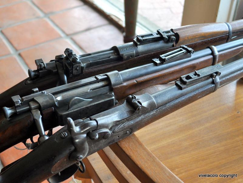US Krag rifle Dsc0373u