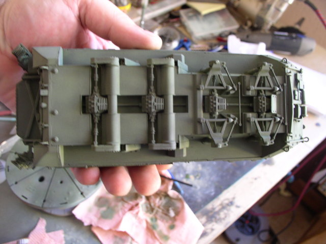 Stryker 1132 mine roller 1/35 Trumpeter Dio terminé - Page 2 20664152