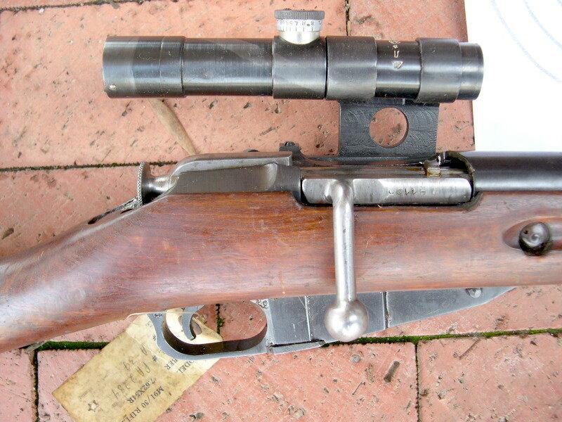 Mosin nagant PU sniper Snip3