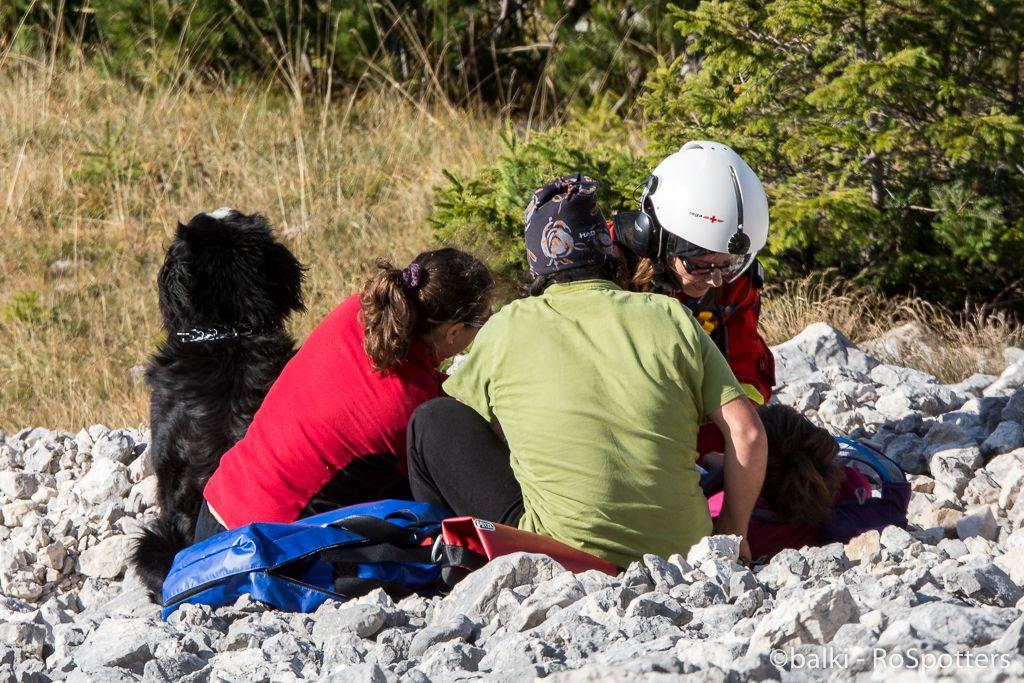 290 - Misiune de salvare in Piatra Craiului Wylxda