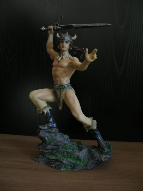 Barbarian Fan Collection Heroic-Fantasy (MAJ 01/01/13) 20090306statuecollectioh