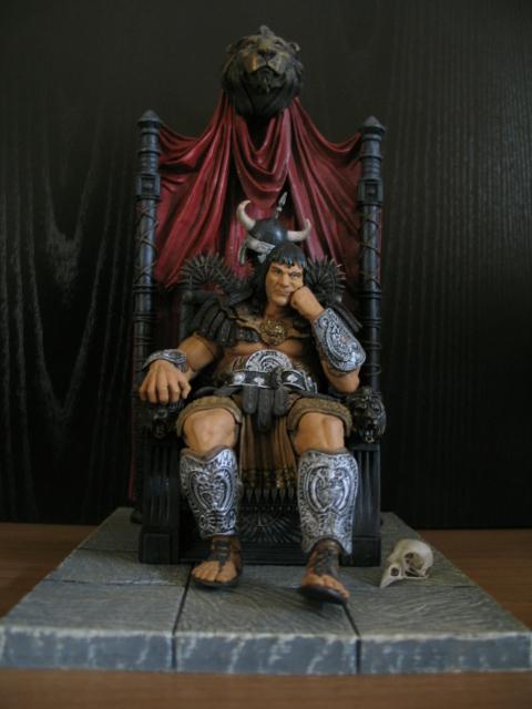 Barbarian Fan Collection Heroic-Fantasy (MAJ 01/01/13) 20090306statuecollectiok