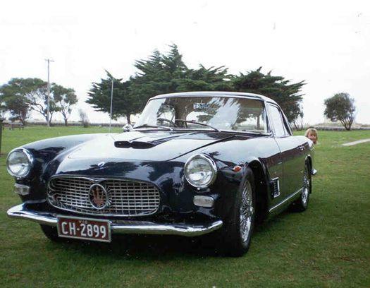 Maserati alla 70. mostra internazionale d'arte cinematografica 2013 Gtif
