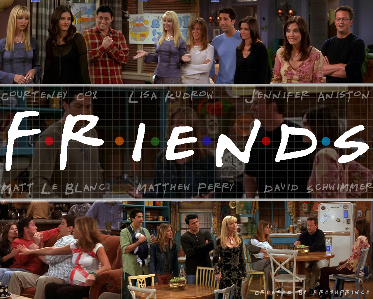Friends Seasons 01-10 DVDRip SAiNTS Friends06