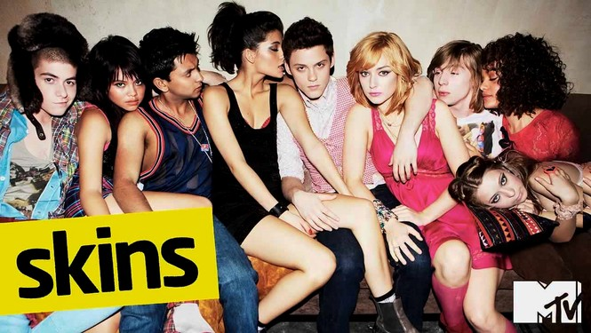 Skins (UK) Seasons 01-07 DVDRip Rtj9