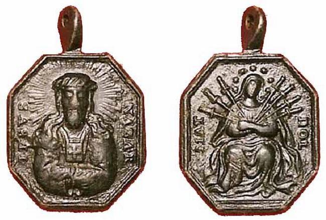 Recopilación medallas con el Rostro de Cristo ( Salvator Mvndi II) Luoa
