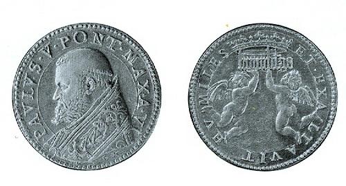 S. Carlos Borromeo / Humilitas  S. XVII (R.M.SXVII-C43) (R.M. SXVII-C103) Humilitas01