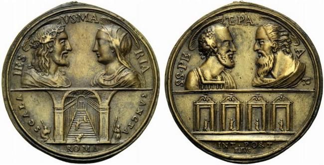 Recopilación medallas con el Rostro de Cristo ( Salvator Mvndi II) 4r0t