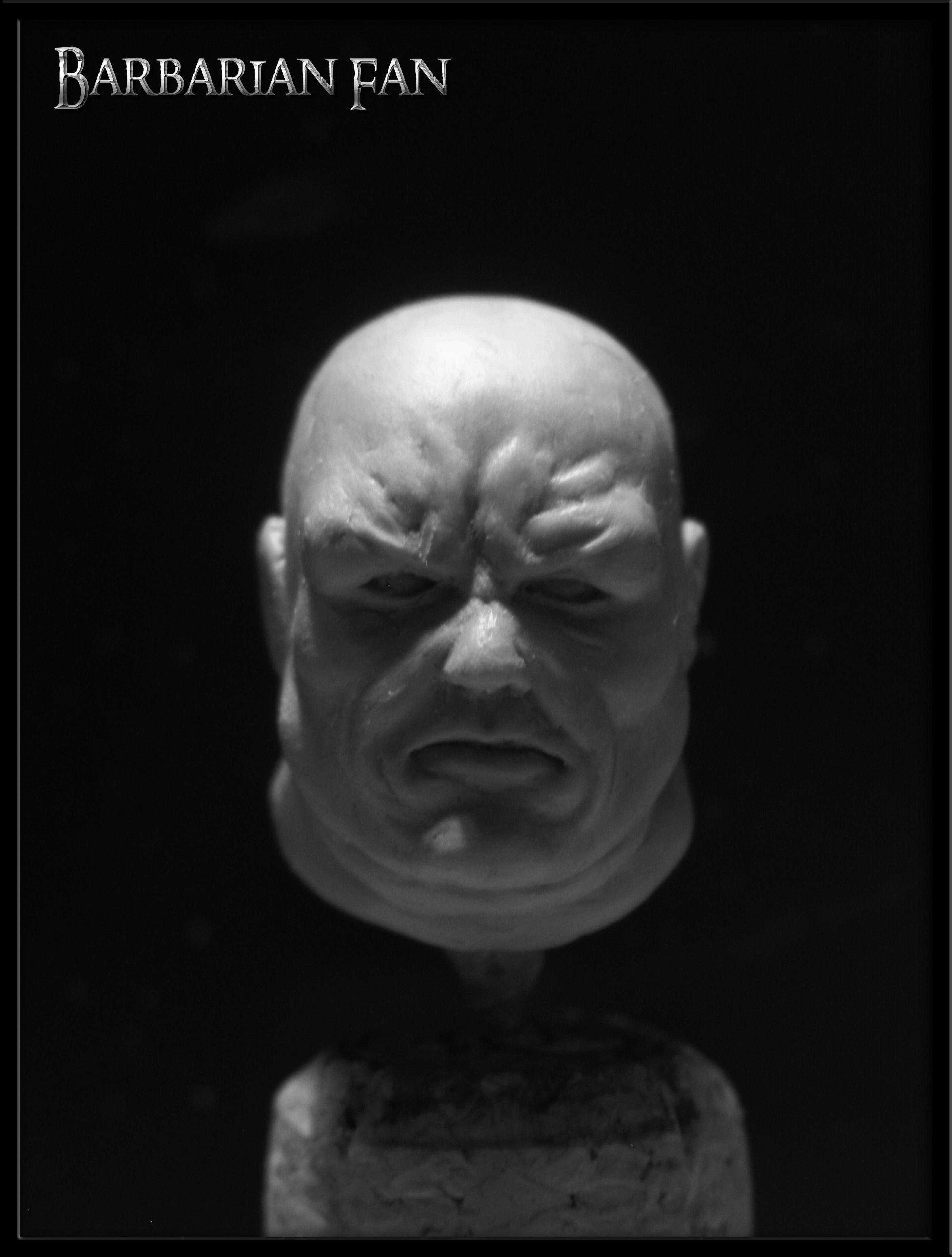 Heads Gallery Mysculptz38