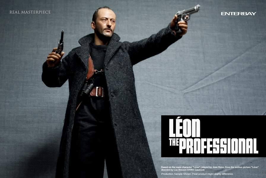 [ENTERBAY]   Leon: The Professional - 1/6 REAL MASTERPIECE - Página 2 2309209