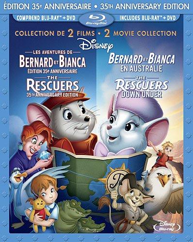 [BD] Les Aventures de Bernard et Bianca / Bernard et Bianca au Pays des Kangourous (24 octobre 2012) - Page 4 0244j