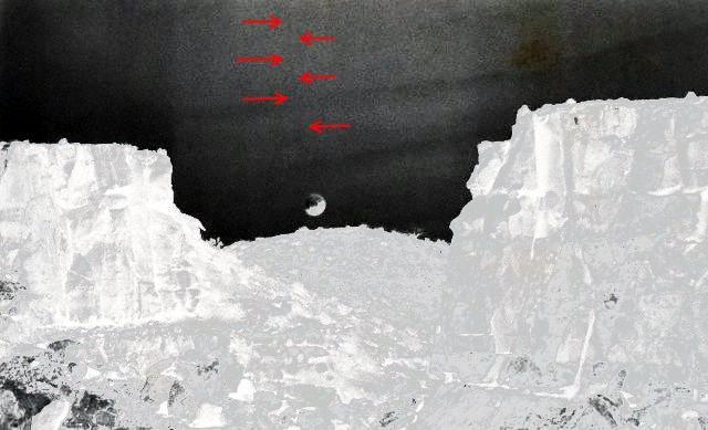 1967: Le 12/03 - PHOTO Las-Cruces  - Page 2 196703121400picachopeak