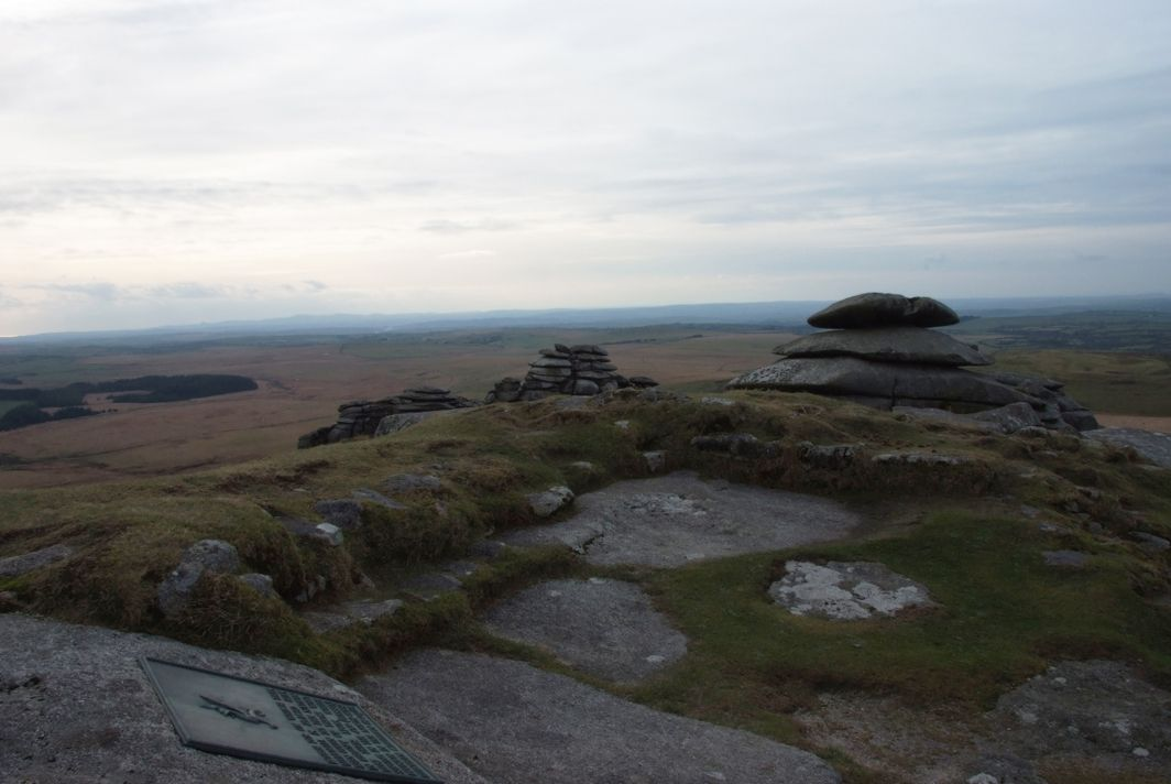Climbing Roughtor, a Bronze Age site 50801724