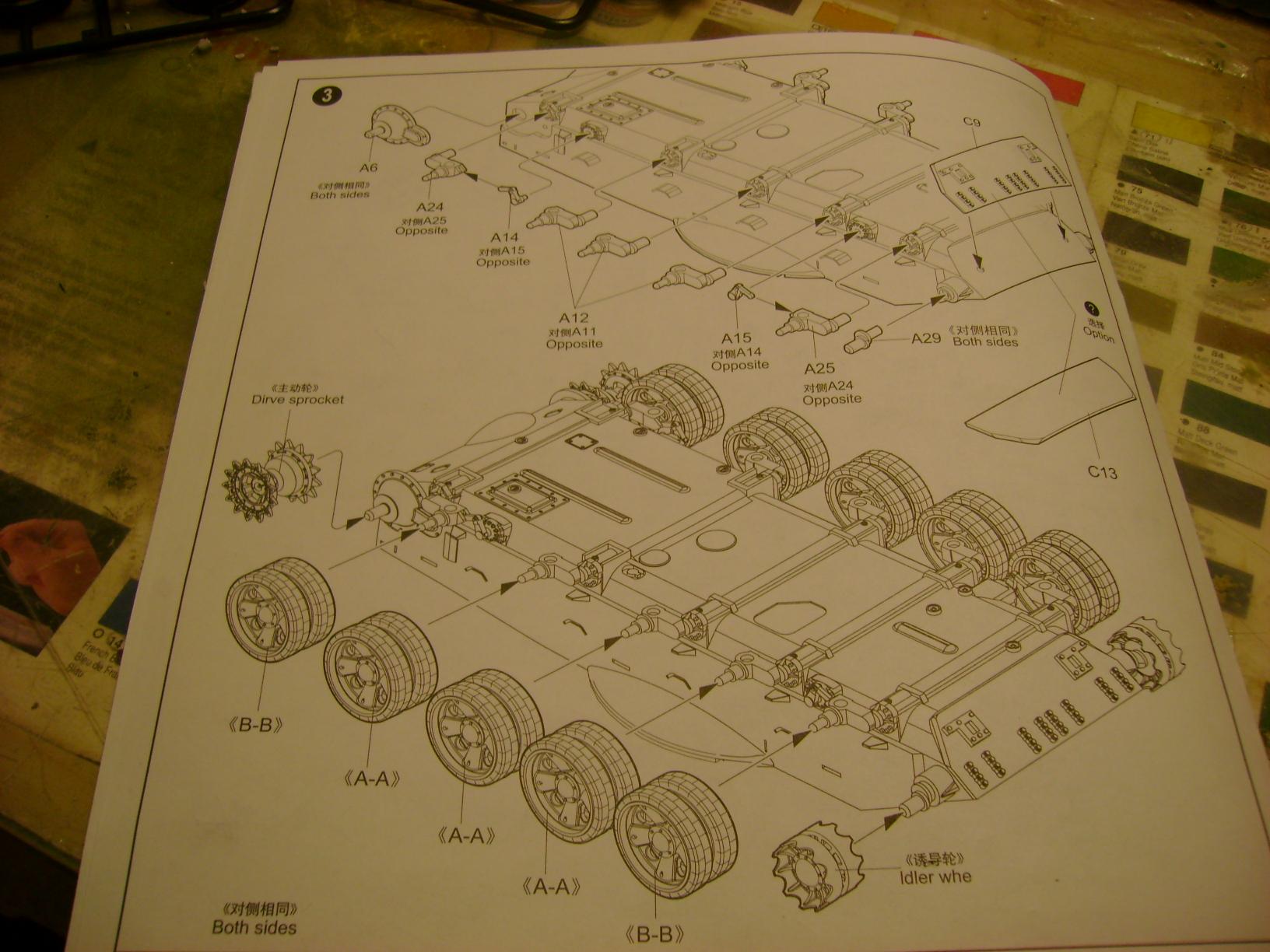 T-62 Trumpeter ...Terminé Up du 11/12... 82732487