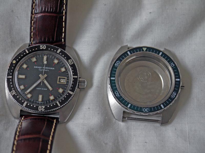 Restauration d'une Girard Perregaux Deep Diver P1000049r2